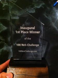 100 no's award